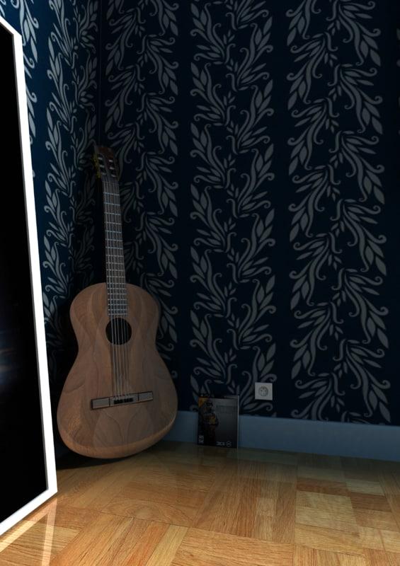 guitar 3d ma