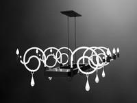 chandelier 3d ma