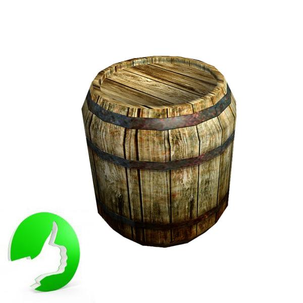 max barrel