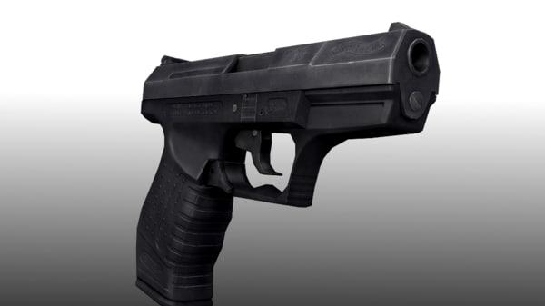 maya p99 pistol