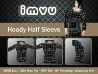Hoody Half Sleeve