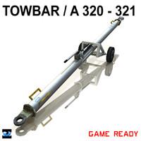 3ds towbar 320 - 321