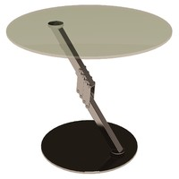 eichholtz table clifton 3d model
