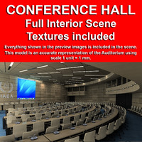 max conference hall