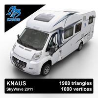 Knaus Sky Wave 2011