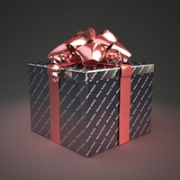 package christmas 3d model