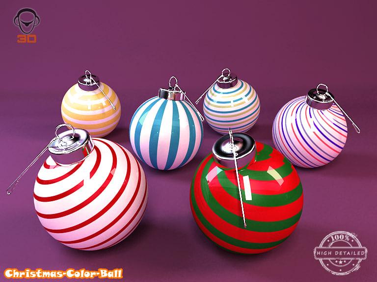 3d renders colors model