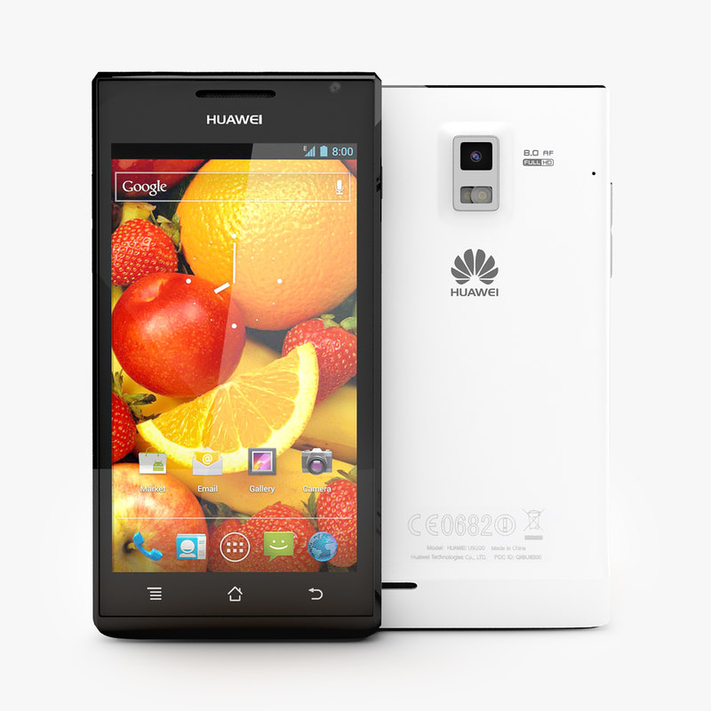 huawei ascend p1 3d max