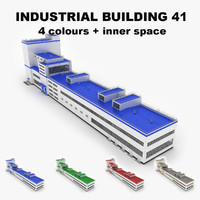 Large industrial building 41