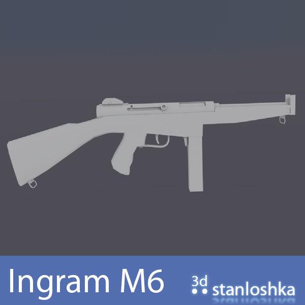 ingram military obj