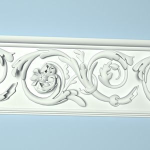 peterhof frieze f 3d max