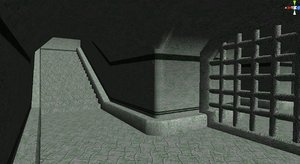 3ds 7 piece level builder