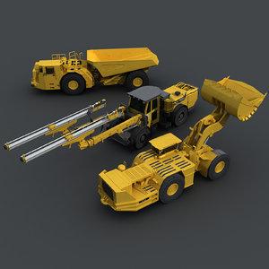 max mining underground
