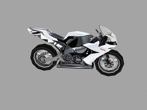 3ds sport bike