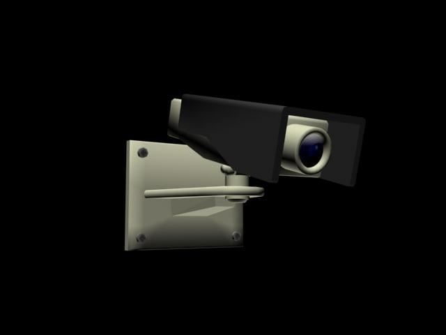 3d security cam