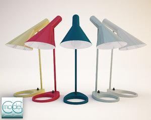 3d lamps aj louis poulsen