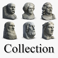 Sculptures Collection 3