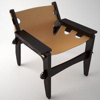 KILIN CHAIR BY SERGIO RODRIGUES