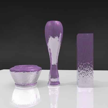 free vases 3d model