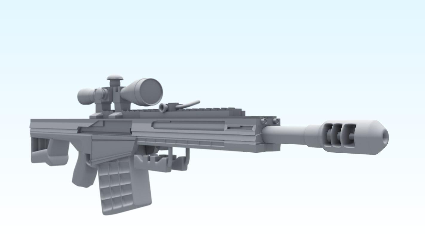 blender gun