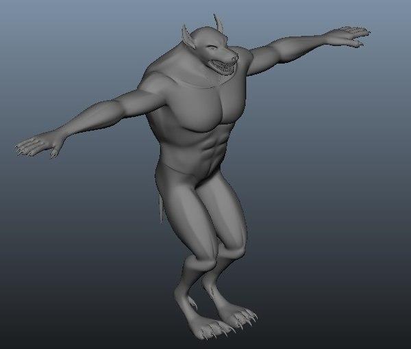 werewolf wolf 3d ma