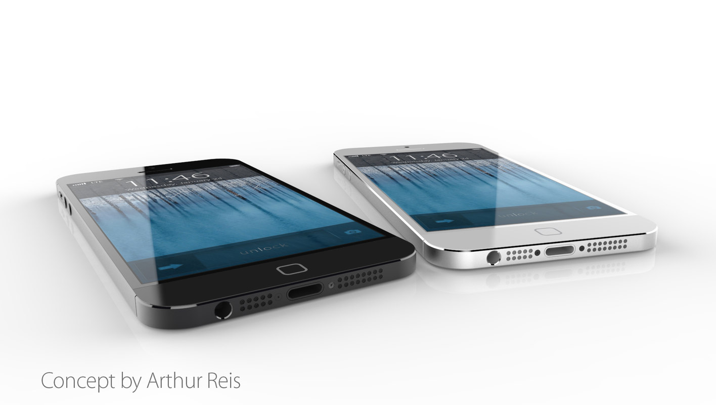 iphone 6 concept 3ds
