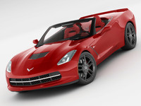 max chevrolet corvette stingray