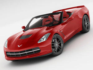 chevrolet corvette stingray max