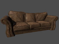 Letter Couch