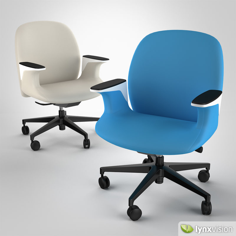 worknest chair vitra 3d max