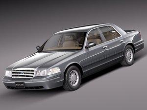 3d 2011 sedan luxury 1998 model
