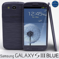 samsung galaxy s iii 3d model