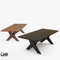 Table Plato by Maxalto