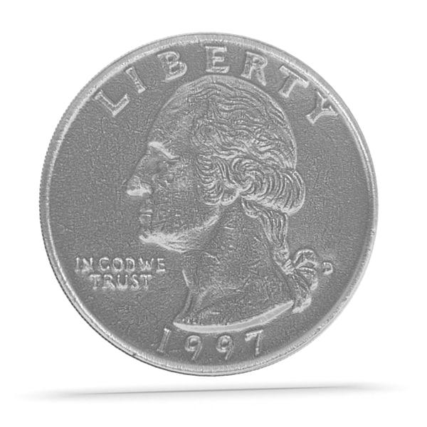 3d quarter model