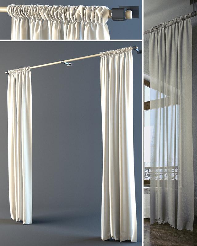 long curtains max