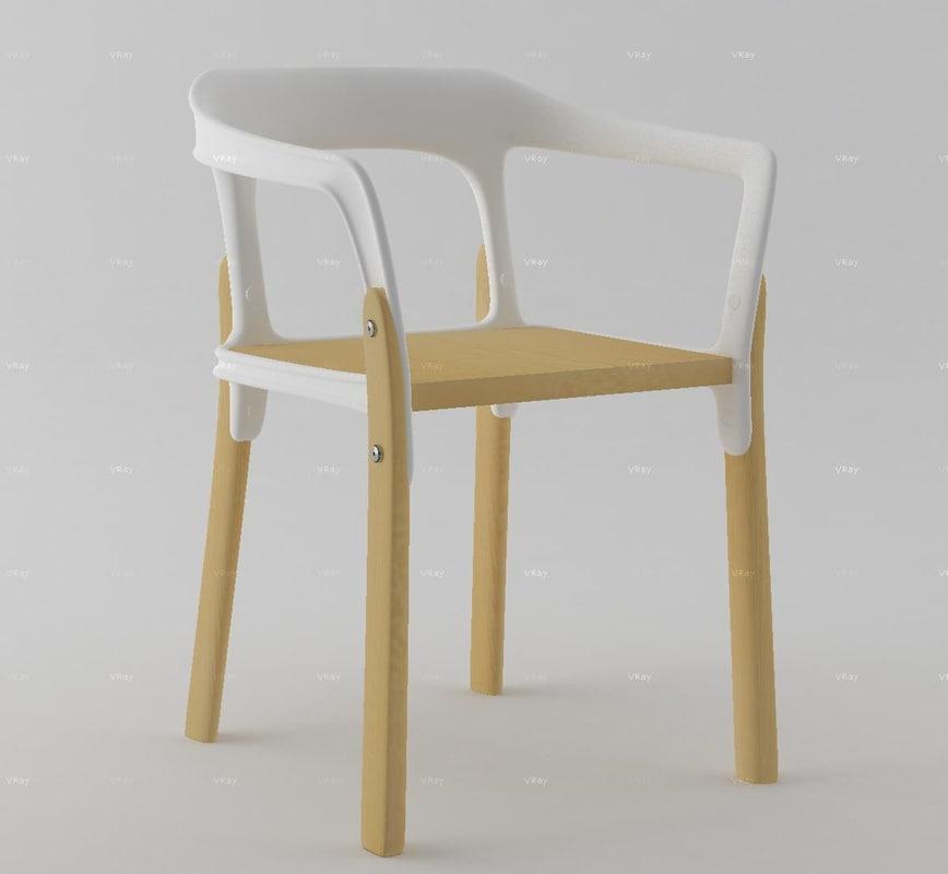 max steelwood chair