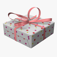 gift boxe obj