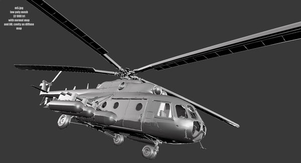 helicopter mil max
