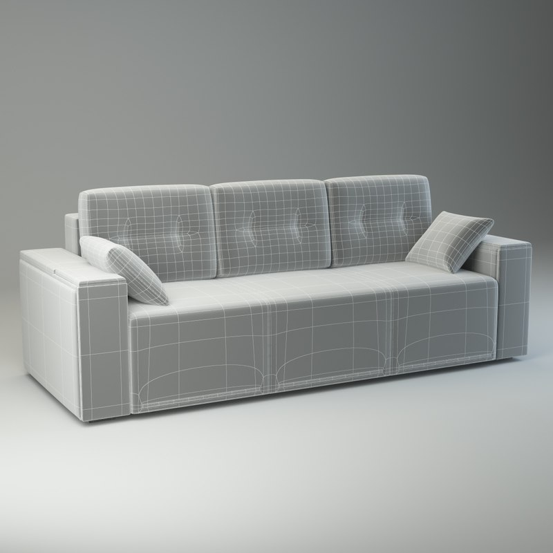 3d model sofa fresh