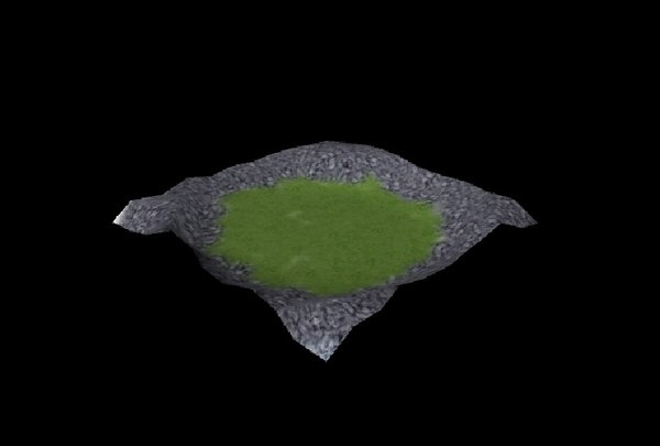 terrain fbx free