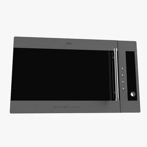 3d microwave modeled