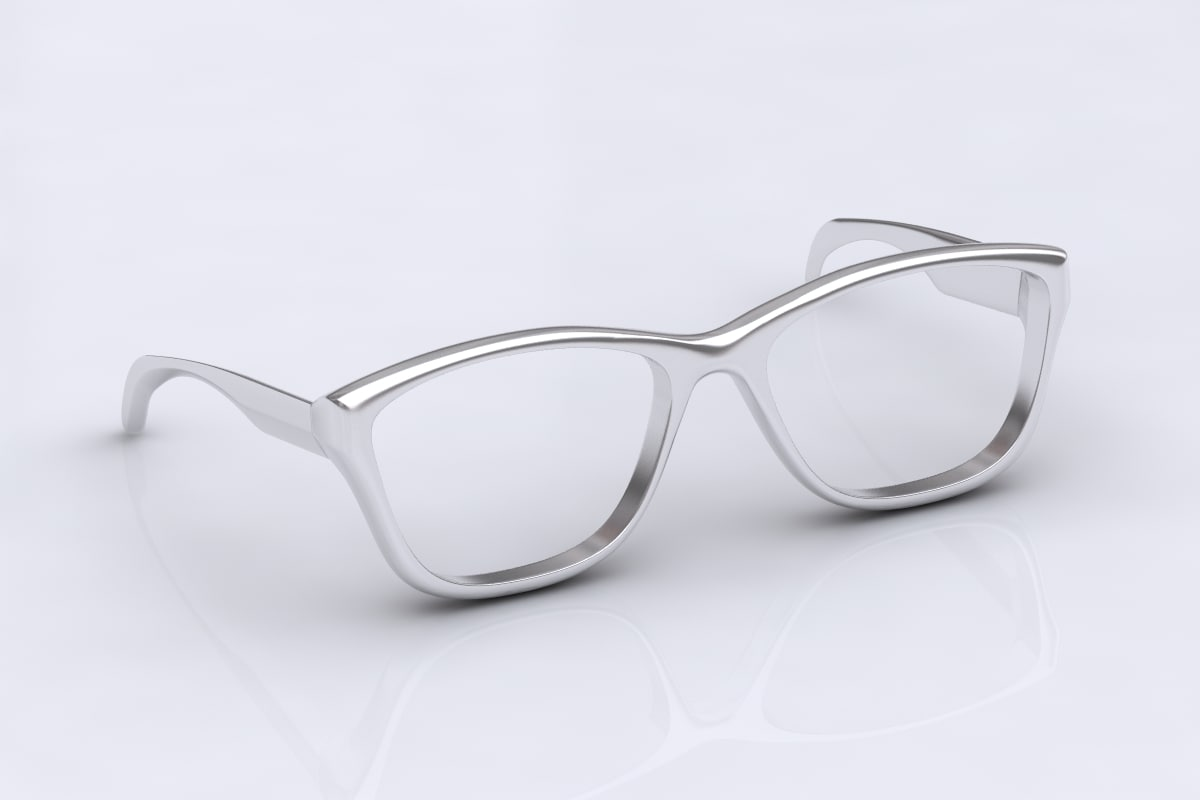 eyeglass 3d model