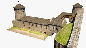 max gate medieval castle