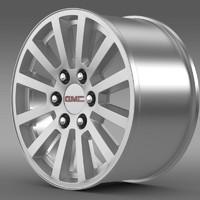 GMC Yukon Hybrid 2012 rim