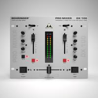 behringer mixer obj