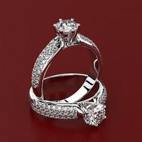 ring 3 3d model