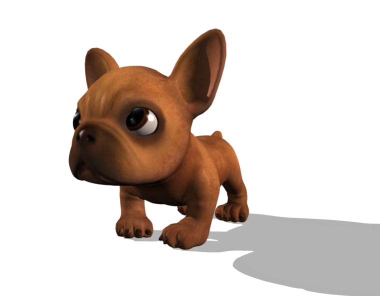 obj french bulldog puppy morphs