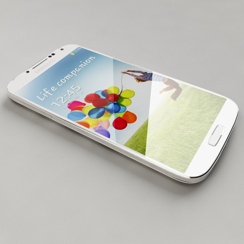 3d model samsung galaxy