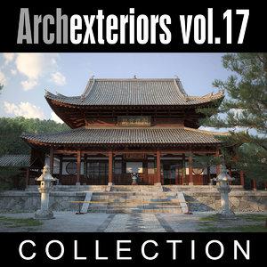 3d archexteriors vol 17 exterior model