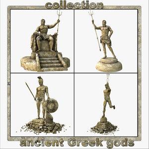 ancient greek gods max